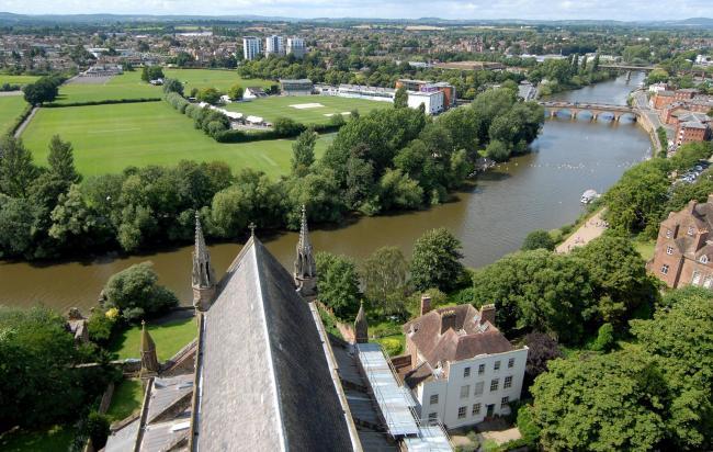 Worcester, UK